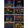 Neon2014正版川田动画设计软件 动态建筑园林LED软件