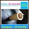 贝格斯SilPad800导热绝缘片矽胶片金色SP800