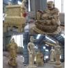 从铜雕生产基地看铜雕行业的发展