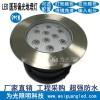 9w偏光地埋灯 优质光斑 广东生产厂家
