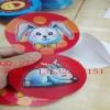 3D变幻卡片 立体效果图印刷 光栅贴片生产厂家