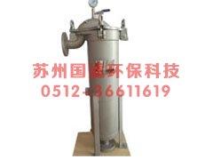 顶入式单袋过滤器生产厂家_材质_过滤精度_作用_安装服务