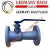进口排污球阀,德国巴赫