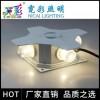 LED十字星光灯七彩led十字壁灯户外壁灯