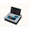 美粤厂家直销18.4寸超薄无纸化双屏触控升降终端一体机