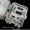 1分16光纤分光箱  PC合金塑料材质 联通电信移动专用