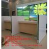 银行办公家具-内蒙古农商银行开放式柜台