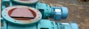 金利环保设备耐高温星型卸料器