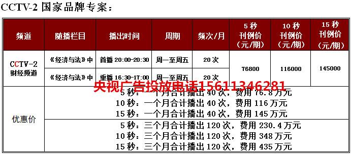 CCTV2经济与法_副本