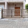 定制高端别墅门,庭院门,户外门庭推拉门,广州生产厂家