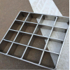 不锈钢钢格板 自清洁网格板 森驰钢格板易维护