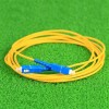 厂家供应全新大方头单芯单模SC-SC光纤跳线