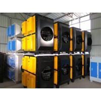 车间多工位焊接废气粉尘治理,光氧催化焊烟治理