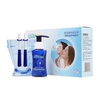宝宝洗鼻水,非水冲超舒适,就用艾呼吸