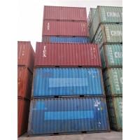 出口海运集装箱 二手货柜出售 创意集装箱房改造等