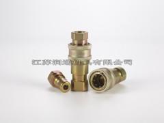 HS-S2开闭式液压快速接头(碳钢)