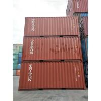 天津二手集装箱 海运集装箱 20GP 40GP 40HQ出售