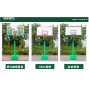 学校中小学篮球架 篮球架图片 篮球架平箱、凹箱