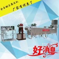 新密 手工制作豆腐皮的厂家哪里有 豆腐皮机的组成包含有哪些?