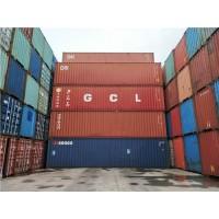 天津北京二手集装箱 海运集装箱 二手货柜 飞翼箱改装等