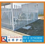 武汉厂区围墙栏杆 武汉围墙护栏价格 龙桥护栏专业生产