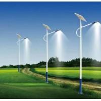 南宁太阳能路灯厂家 新农村道路照明建设 太阳能路灯定做
