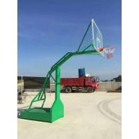 星之健厂家户外移动篮球架 室外篮球架室内钢化玻璃篮球架