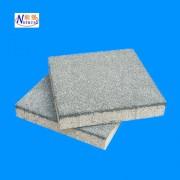 广东陶瓷透水砖 人行道彩色陶瓷颗粒生态透水砖价格 陶瓷透水砖