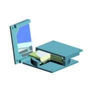 盆式橡胶支座的特点安装