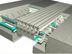 桥梁伸缩装置安装方式