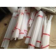 进口聚三氟乙烯棒,T4/T5/T6-T100直径PCTFE棒