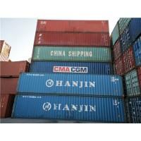 京津冀出口海运集装箱供应 二手集装箱 创意箱房改造等