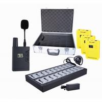 智联无线讲解器一对多语音导览导游解说机