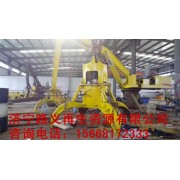 山东路义专业改装抓钢钳厂家,性能稳定质量好