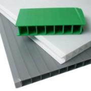 重庆塑胶钙塑板材料/塑胶钙塑板制品