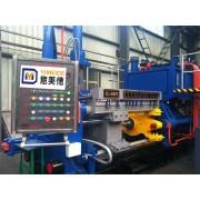 1000吨锻造铝型材挤压机铝合金门窗加工设备生产线