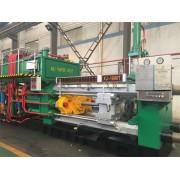 无锡意美德铝型材挤压机主缸采用先进锻造技术