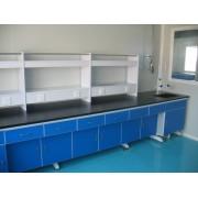 实验台厂家直销(北京)钢木边台 成套实验室基本建设