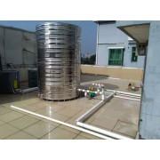 工厂酒店宾馆出租屋空气能热泵 深圳热泵热水工程安装