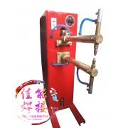DN-16脚踏点焊机 滤芯网烧烤网铁板不锈钢板金属点焊机