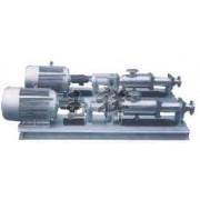 浓浆泵,g型单螺杆泵-河南郑州玉祥机械厂