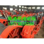 丽江市冲孔打桩机价格 焊接质量优南通明威冲孔打桩机