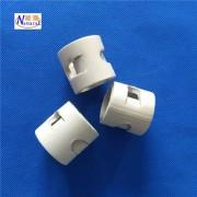 厂价供应鲍尔环 量大价优冷却塔填料陶瓷鲍尔环
