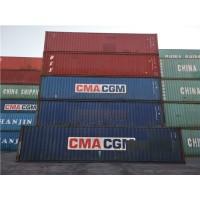 二手集装箱 海运集装箱低价出售 箱况好 创意箱房改造等