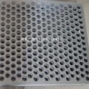 不锈钢圆孔板穿孔板洞洞板板厚1.0mmx孔5mm冲孔板