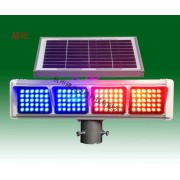 优质爆闪灯太阳能 led爆闪灯 双面警示灯价格