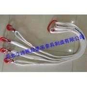 1吨1米白色吊装带 扁平防割吊装带 1吨2米吊装带参数
