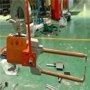 一体式悬挂点焊机 汽车厂专用悬挂式点焊机 风管边角点焊机