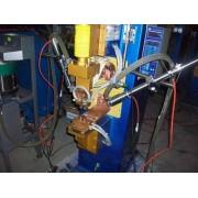 咏旭牌汽车螺母焊接机 箱体螺母焊接机