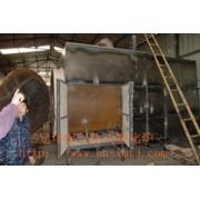 干馏式炭化炉继续前行打造高质量的环保炭化设备
